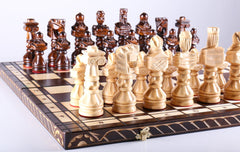 "23"" Large Gladiator Chess Set - Chess Set - Chess-House"