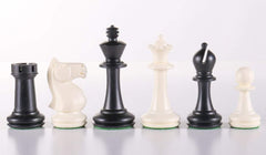 "3 3/4"" Inspiration Chess Pieces - Triple Weight - Piece - Chess-House"