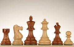 "3"" Weighted English Chessmen - Piece - Chess-House"