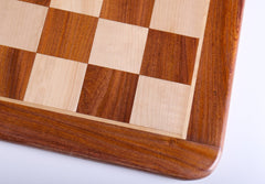 "30"" Acacia Chess Board - Board - Chess-House"