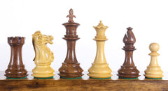 "4 1/4"" Royal Design Kikkerwood Chessmen Piece"