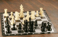 "8"" ChessHouse Large Outdoor Chess Set - Chess Set - Chess-House"