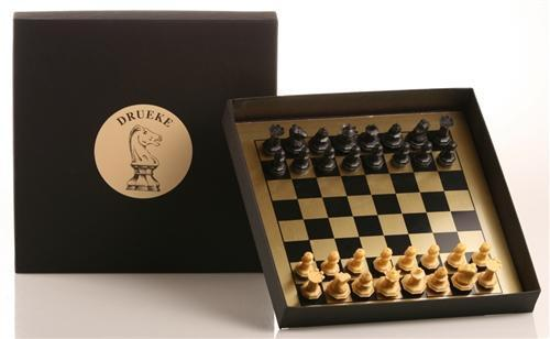 "8"" Drueke Gift Magnetic Chess Set - Chess Set - Chess-House"