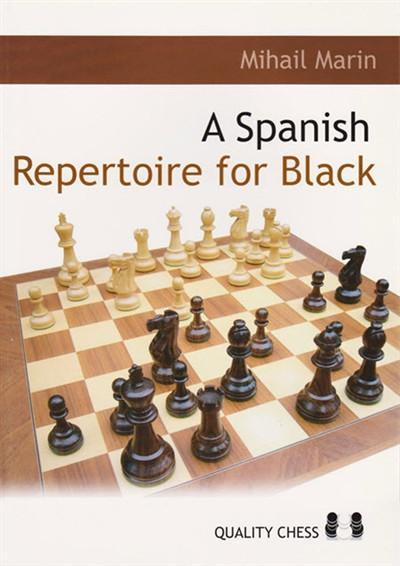 A Spanish Repertoire for Black - Marin - Chess Books