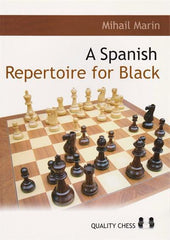 A Spanish Repertoire for Black - Marin - Book - Chess-House
