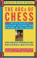 ABCs of Chess - Pandolfini - Book - Chess-House
