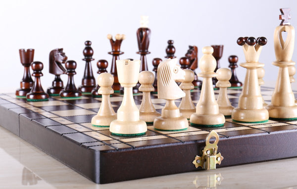 Ace Chess Set - Chess Set - Chess-House
