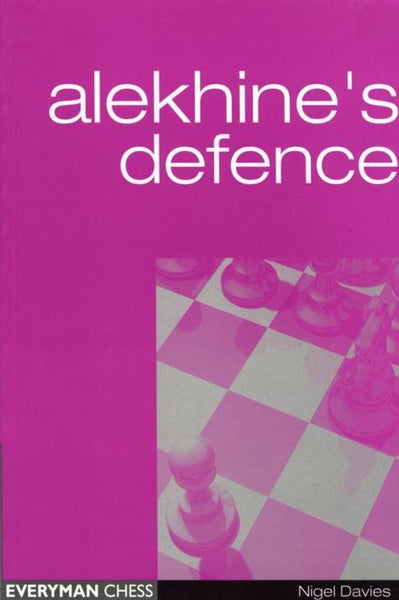 Alekhine's Defence - Davies - Book - Chess-House