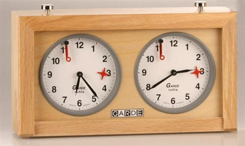 Analog Garde Classic Chess Clock - Chess Clocks and Timers