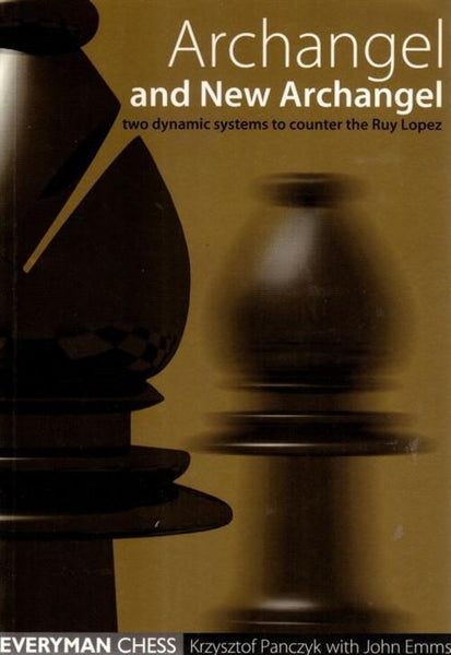 Archangel & New Archangel - Panczyk - Book - Chess-House