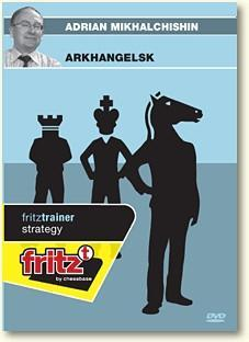 Arkhangelsk - Mikhalchishin - Software DVD - Chess-House