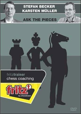 Ask The Pieces - Mueller / Becker - Software DVD - Chess-House