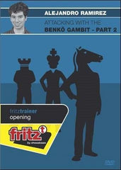 Attacking with the Benko Gambit: Part 2 - Ramirez - Software DVD - Chess-House