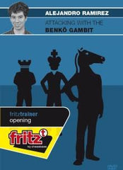 Attacking with the Benko Gambit - Ramirez - Software DVD - Chess-House