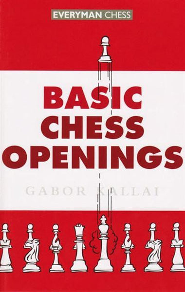 Basic Chess Openings - Kallai - Book - Chess-House
