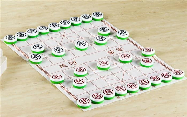 Basic Chinese Chess Set - Game - Chess-House