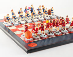 Sports Themed Chess Sets