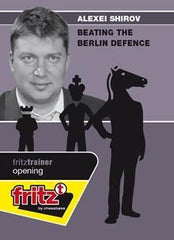 Beating the Berlin Defence! - Shirov - Software DVD - Chess-House