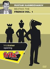 Beating the French Vol. 1 - Kasimdzhanov - Software DVD - Chess-House