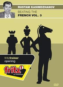 Beating the French Vol. 3 - Kasimdzhanov - Chess CDs and DVDs