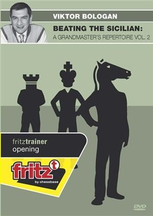 Beating the Sicilian: A Grandmasters repertoire Vol. 2 (DVD) - Bologan - Software DVD - Chess-House