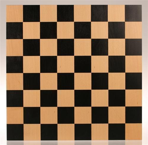 Beech Chess Board for Man Ray Pieces - Board - Chess-House