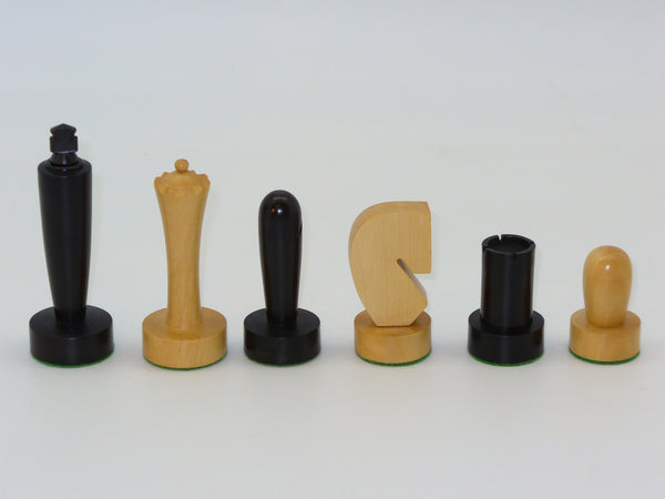 Berliner Style Chessmen - Piece - Chess-House