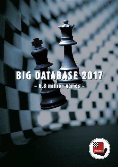 Big Database 2017 (DVD) - Software DVD - Chess-House
