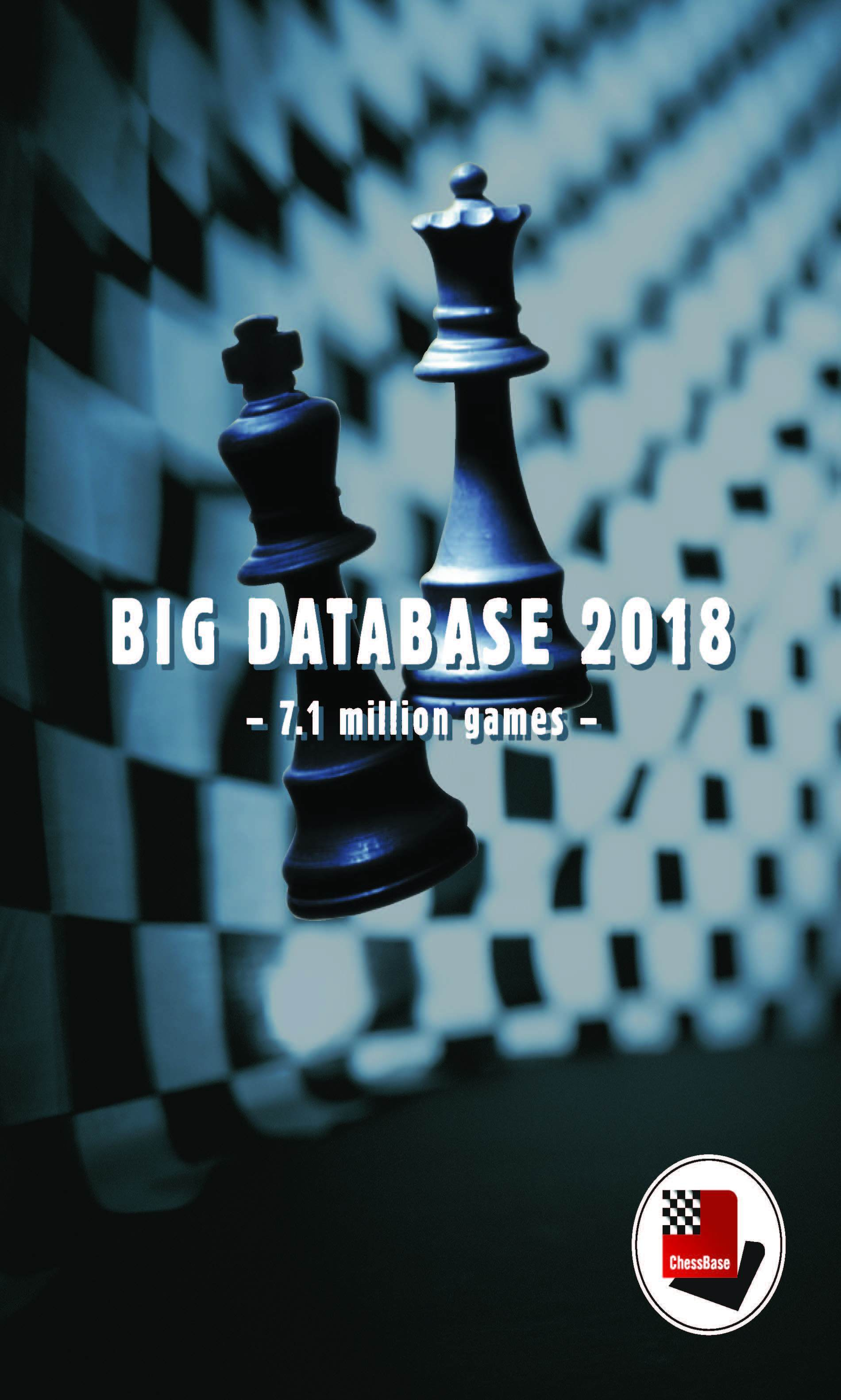 Big Database 2018 (DVD) - Chess CDs and DVDs