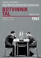 Botvinnik-Tal Moscow 1961 - Botvinnik - Book - Chess-House