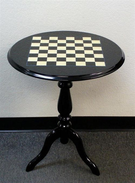 "Briarwood Lacquered Table - 1.5"" Squares - Table - Chess-House"