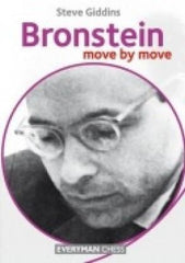Bronstein: Move by Move - Giddins - Book - Chess-House