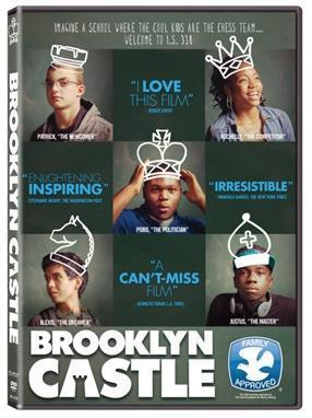 Brooklyn Castle - Movie DVD - Chess-House