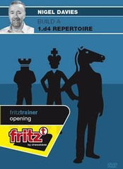 Build a 1.d4 repertoire - Davies - Software DVD - Chess-House