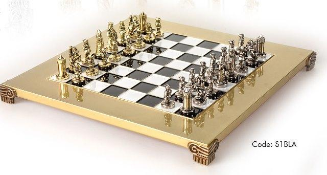 Byzantine Empire Chess Set - 8