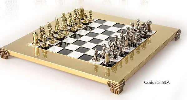 Byzantine Empire Chess Set - 8""