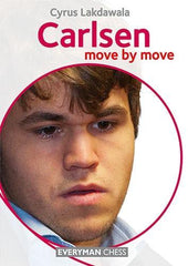 Carlsen: Move by Move - Lakdawala - Book - Chess-House