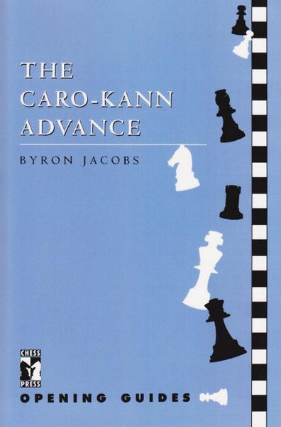 Caro-Kann Advance - Jacobs - Book - Chess-House
