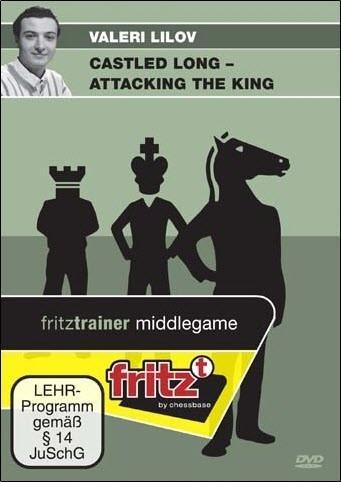 Castled Long- Attacking the King - Lilov - Software DVD - Chess-House