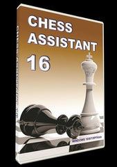 Chess Assistant 16 (DVD) - Software - Chess-House