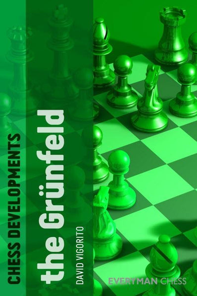 Chess Developments: The Grunfeld - Vigorito - Book - Chess-House