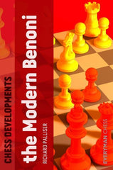 Chess Developments: The Modern Benoni - Palliser - Book - Chess-House