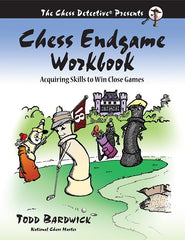 Chess Endgame Workbook - Bardwick - Book - Chess-House