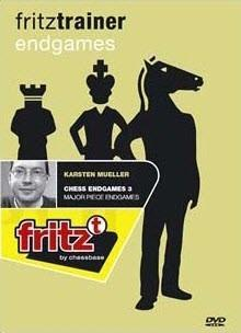 Chess Endgames 3 - Major Piece Endgames - Mueller - Software DVD - Chess-House