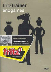 Chess Endgames 4  - Strategic Endgames - Mueller - Software DVD - Chess-House