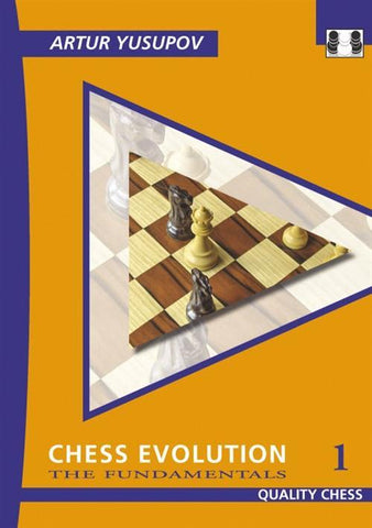 Chess Evolution 1 - Yusupov - Book - Chess-House