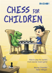 Chess for Children - Chandler - Book - Chess-House