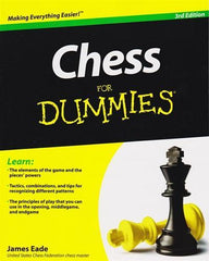 Chess for Dummies 3rd Edition - Eade - Book - Chess-House