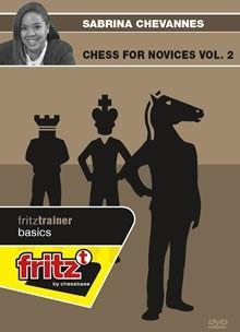 Chess for Novices vol 2 - Chevannes - Chess CDs and DVDs