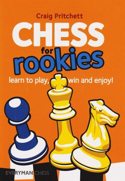 Chess for Rookies - Pritchett - Book - Chess-House